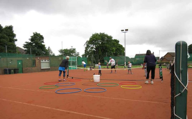 Princes Risborough Lawn Tennis Club