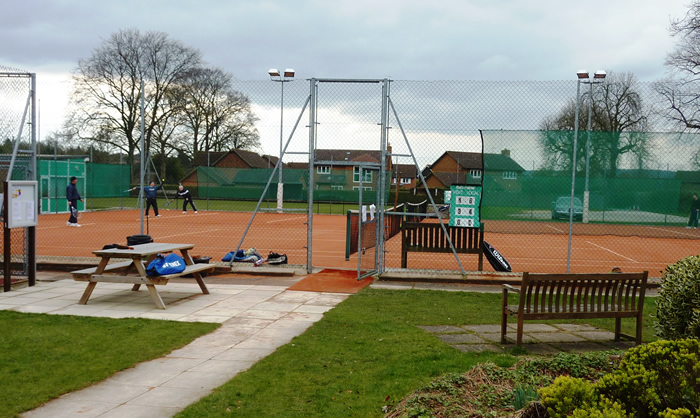 Princes Risborough Lawn Tennis Club